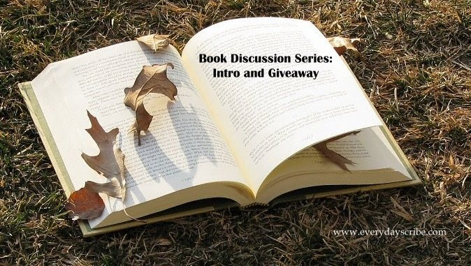 Book Discussion Series: Intro and Giveaway