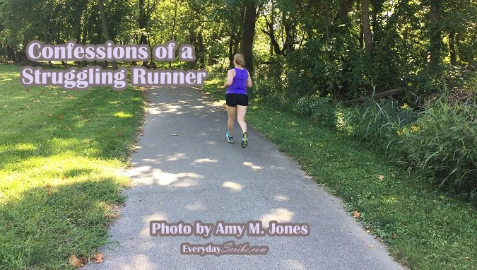 Confessions of a Struggling Runner