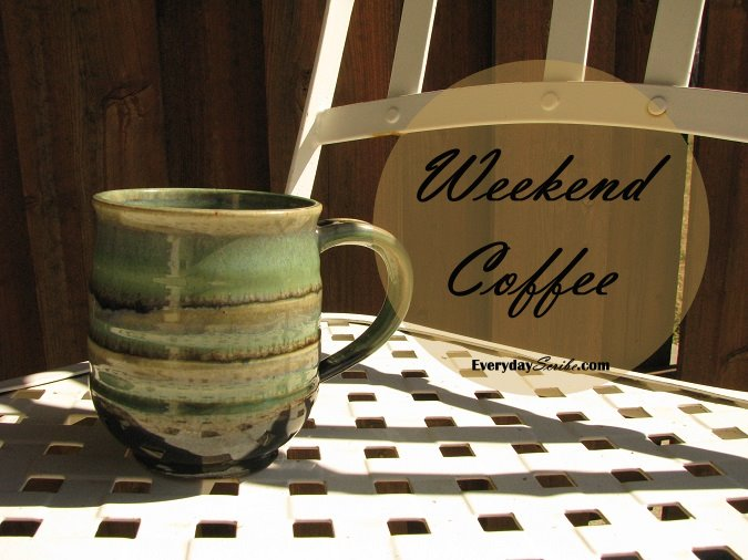 Weekend Coffee: Nourish