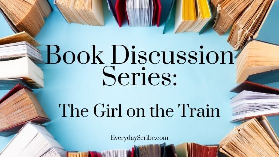 books surrounding the text: Book Discussion Series: The Girl on the Train