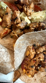 Fitness Update: Veggie Burger Rolls