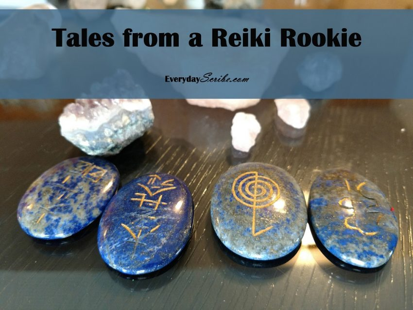 Tales from a Reiki Rookie