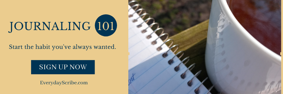 Sign up for Journaling 101